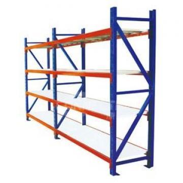 Multi-Purpose 4-Tier Large Capacity Industrial Steel Storage Rack Wire Shelving with NSF & BSCI Certificate