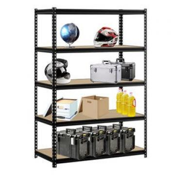 Steel Heavy Duty 5-Shelf Shelving Unit