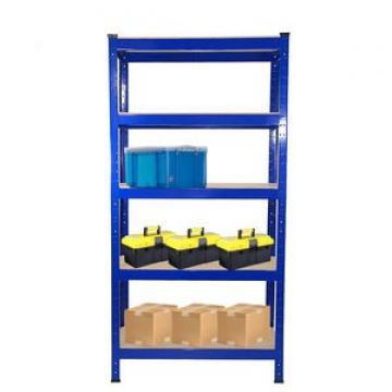 Heavy Duty Stackable Adjustable Metal Textile Fabric Rolls Storage Steel Pallet Racks