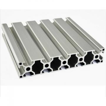 Black Anodized Modular Assembly System T Shaped Tslot Aluminium Sigma Standard Profile for Linear Guide Rail