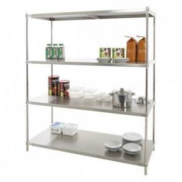 Commercial Stainless Steel Shelf, Kitchen Shelf, Multilayer Floor Storage Shelf Kitchen Steel Rack Stainless Steel Shelf