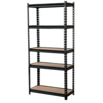 Heavy Duty Cold-Rolled Steel Rack Gondola Supermarket Shelf