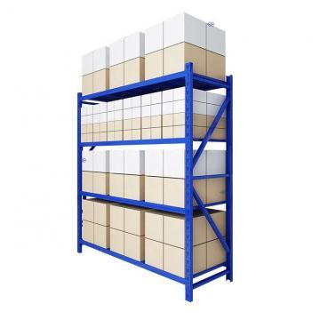 Rolling 5 Tiers Carbon Steel Industrial Storage Heavy Duty Wire Shelving Rack