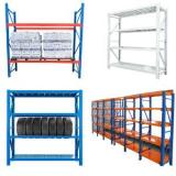 Wholesale Custom Indoor Heavy Duty Steel Rolling Wire Shelving Office Book Rack Unit