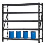 Heavy Duty Stainless Steel Wall Shelves